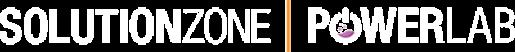 solution zone powerlab logotype