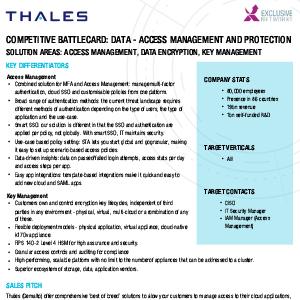 thales resources thumbnail