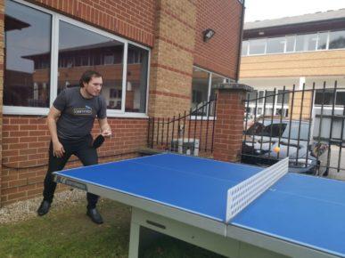 Ping Pong Alton Office