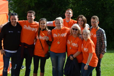 EXN UK Team Charity Event